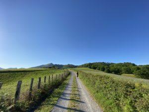 Cheminement et rando dans les Pyrénées par le Chemin du Piémont Pyrénéne